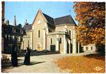 Saint Gildard convent postcard