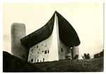 Notre-Dame du Haut chapel postcard