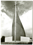 St. Christophorus church postcard