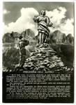 Preghiera Dell' Alpino postcard