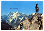 Monte Rosa postcard