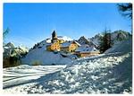 Sanctuary of Mt. Lussari postcard