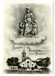 Santuario della Basella postcard