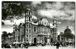 Basilica de Guadalupe postcard
