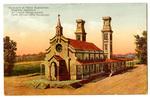 Santuario di Maria Ausiliatrice postcard