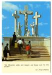Apparition site in Fátima