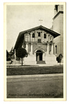 Mission Dolores postcard