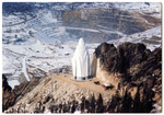 Our Lady of the Rockies postcard