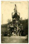 Chaise de la Vierge postcard