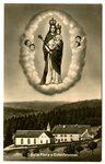 Sancta Maria a Gutenbrunnen postcard