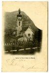 Notre-Dame de Myans postcard
