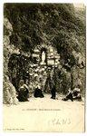 Notre-Dame de Lourdes, Etables postcard