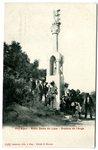 Notre-Dame du Laus postcard