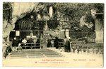 Lourdes Grotto postcard