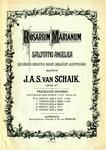 Rosarium Marianum: Salutatio Angelica no. 6-10