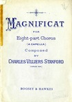 Magnificat by Charles Stanford