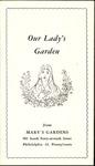 Mary's Gardens Catalog, 1951