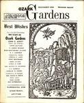 Ozark Gardens, December, 1965