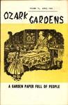 Ozark Gardens, April, 1966