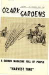 Ozark Gardens, October, 1966