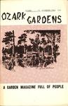 Ozark Gardens, November, 1966