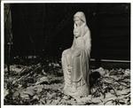 Seat of Wisdom Statue, circa 1960