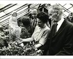 Mary Garden exhibit, 1968