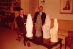John Stokes and Edward McTague, circa 1958