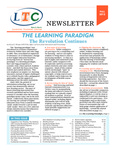 LTC Newsletter by University of Dayton. Ryan C. Harris Learning Teaching Center