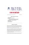 UD Men for Gender Equity Newsletter, September 2021