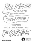 Coloring Page: Beyond What's Known