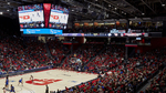 Background Image: Men's Basketball Game by University of Dayton