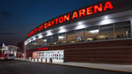 Background Image: UD Arena Exterior: South Entrance by University of Dayton