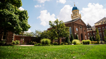 Background Image: Immaculate Conception Chapel: Summer View by University of Dayton