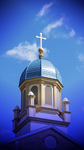 Mobile Device Background: Chapel Cupola
