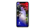 Mobile Device Background: Blessed Mother by University of Dayton