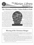 The Marian Library Newsletter Winter 2009-10
