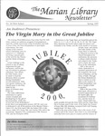 The Marian Library Newsletter Spring 1997 by University of Dayton. Marian Library.