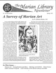 The Marian Library Newsletter Spring 1992