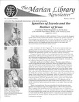 The Marian Library Newsletter: Issue No. 23