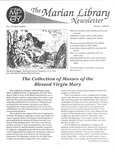 The Marian Library Newsletter Winter 1990-91