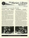The Marian Library Newsletter Winter 1995-96
