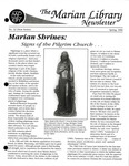 The Marian Library Newsletter: Issue No. 32