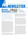 The Marian Library Newsletter: Issue No. 65 by University of Dayton. Marian Library.