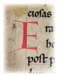 Letters from Rare Books: E by University of Dayton. University Archives and Special Collections