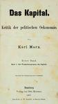 Marx: 'Das Kapital'