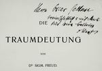 Freud: 'The Interpretation of Dreams'
