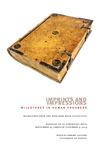 Exhibition handlist