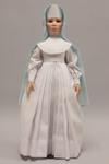 Doll wearing habit worn by Little Company of Mary by Blessings Expressions of Faith