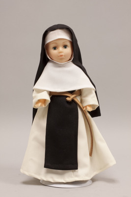 Quot Doll Wearing Habit Worn By Cistercian Sisters Quot